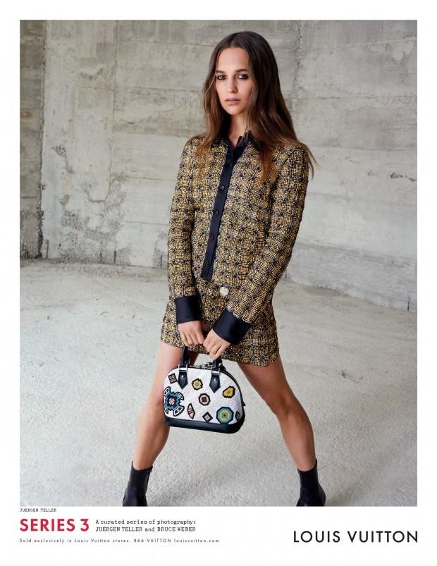 Louis Vuitton campaña Otoño-Invierno 2015/2015