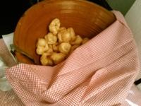 Sabores de Valencia en Fallas: los buñuelos de calabaza