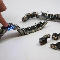Este robot modular puede transformarse en lo que deseemos, el limite está en nuestra imaginación