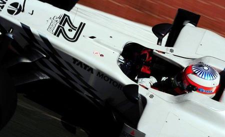 GP de Mónaco F1 2011: pesadilla para Hispania Racing F1 Team en la sesión de clasificación