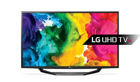 Tech Weekend en eBay: Smart TV 4K de 49 pulgadas LG 49UH620V por 449 euros