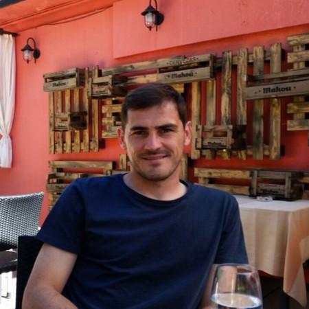 Iker Casillas cumple años con la mejor felicitación posible