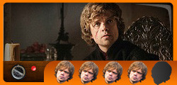 Cuatro Tyrions para