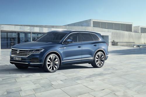 Volkswagen Touareg 2018: un escaparate tecnológico en formato SUV premium