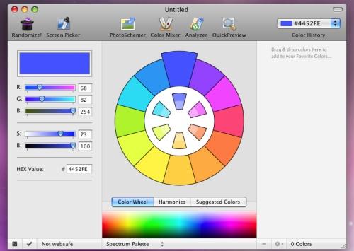 color schemer adobe