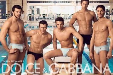 Italian Swimmers Underwear, lo nuevo de Dolce & Gabbana