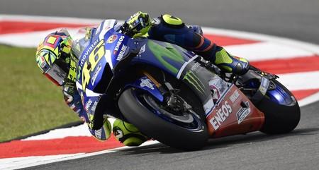 Valentino Rossi Gp Malasia Motogp 2016