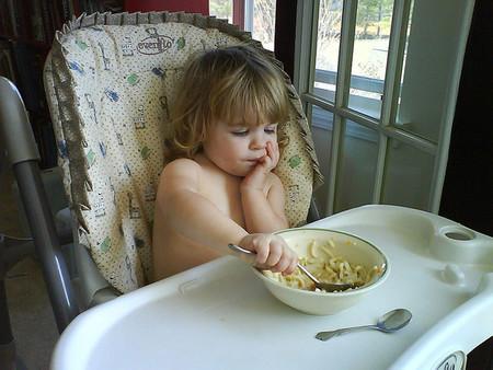 Niños que comen poco