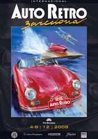 Auto Retro 2008, 25 años de clásicos en Barcelona