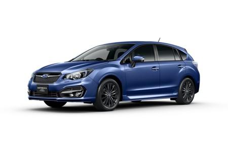 Subaru Impreza Sport Hybrid a la conquista de Japón