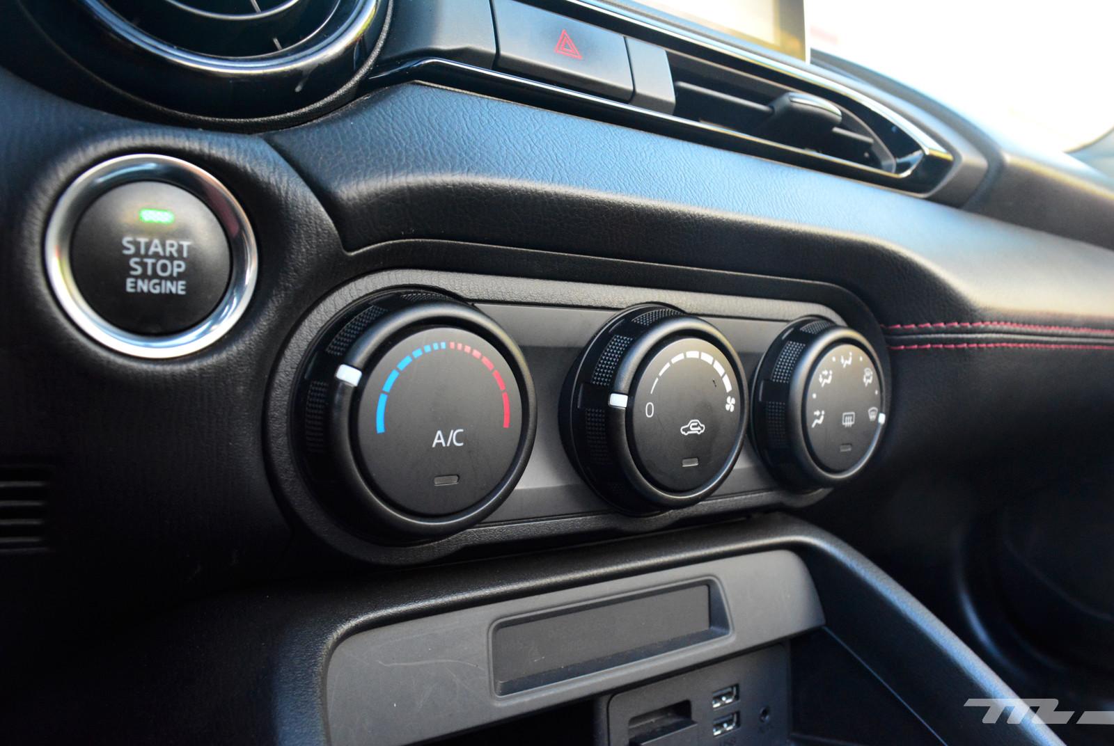 Mazda MX-5 (Prueba)