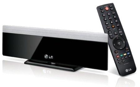 LG DP1 en España, un interesante reproductor multimedia con WiFi para el salón