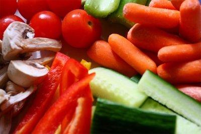 Consejos para comer verduras