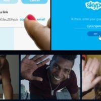 Ahora puedes unirte a llamadas de Skype con un link, sin descargar nada ni iniciar sesión