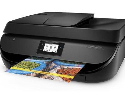 Impresora multifunción inalámbrica HP OfficeJet 4650 por 65,66 euros en Fnac
