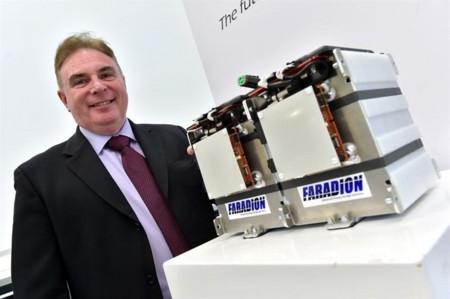 Faradion Bateria Iones Sodi