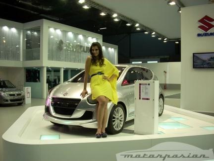 Suzuki en el Salón de Madrid