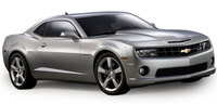 Chevrolet Camaro SS, primera imagen oficial