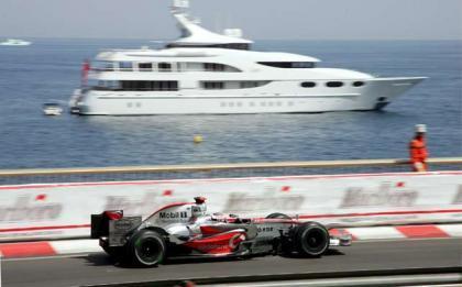 Lo que McLaren ha ganado en Mónaco
