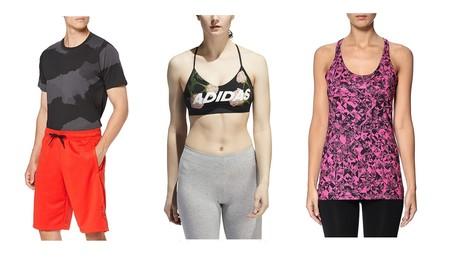 Ofertas en tallas sueltas por menos de 10 euros de ropa deportiva Adidas, Nike o Arena en Amazon