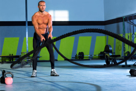 Los elementos deportivos más usados en CrossFit