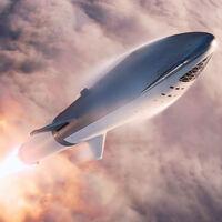 SpaceX completa con éxito el primer encendido de su gigantesco motor Raptor integrado en una nave espacial