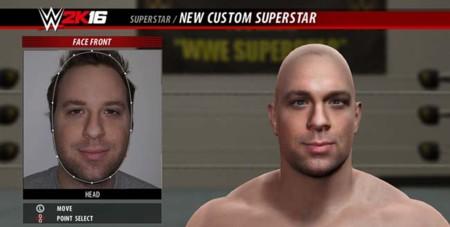 Ya podremos ser un luchador de la WWE con WWE 2K16 Creation Studio