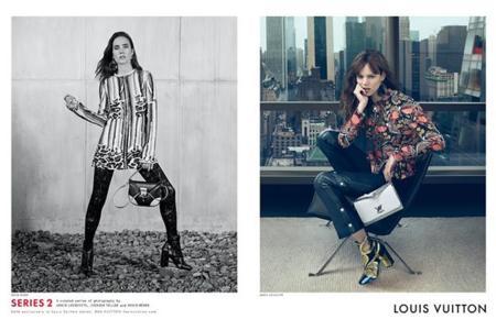 Freja Beha Erichsen y Jennifer Connelly entre las protagonistas de la nueva campaña de Louis Vuitton