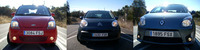 Tricomparativa: Chevrolet Matiz, Citroën C1 y Renault Twingo (parte 4)