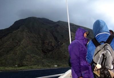Islas Eolias: El volcán Stromboli