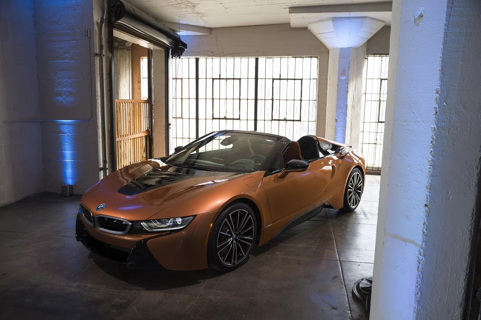 Foto de BMW i8 Roadster (primeras impresiones) (25/30)