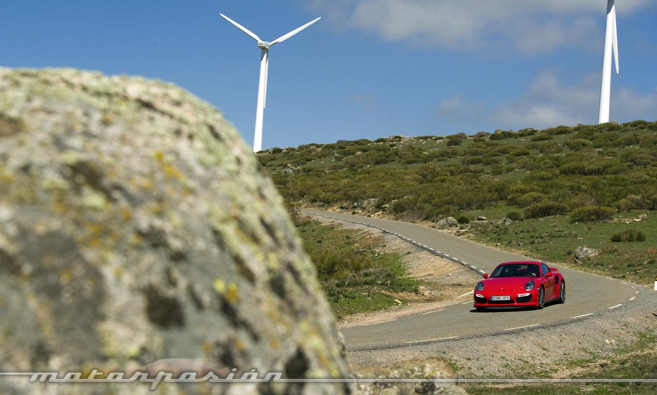 Foto de Porsche 911 Turbo (prueba) (13/33)