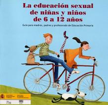 La educación sexual de niñas y niños de 6 a 12 años