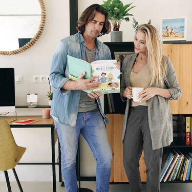 Casas de famosos: la nueva vivienda de Patry Montero y Álex Adróver con muebles de Kave Home
