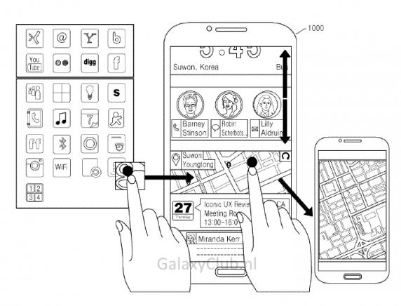 Foto de Samsung TouchWiz (nuevas patentes) (5/5)