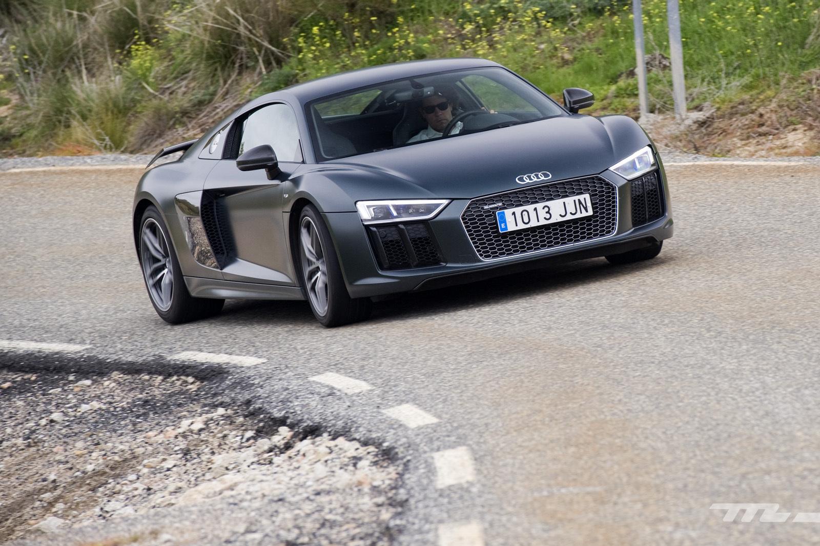 Foto de Audi R8 V10 Plus (prueba) (15/39)