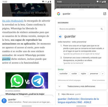 Chrome Definiciones