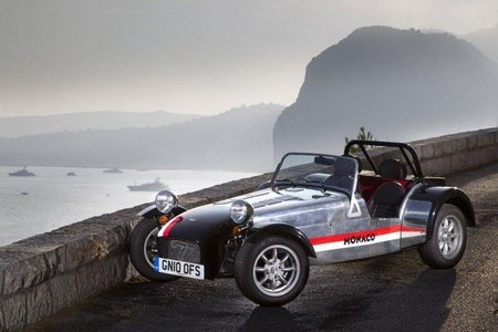 Caterham Roadsport 125 Monaco Edition
