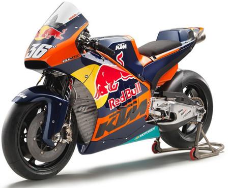 Se acabó la espera, aquí tienes a la KTM RC16 de MotoGP definitiva