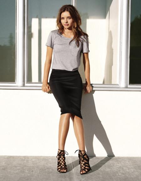 Moda Miranda Kerr HM Primavera 2014