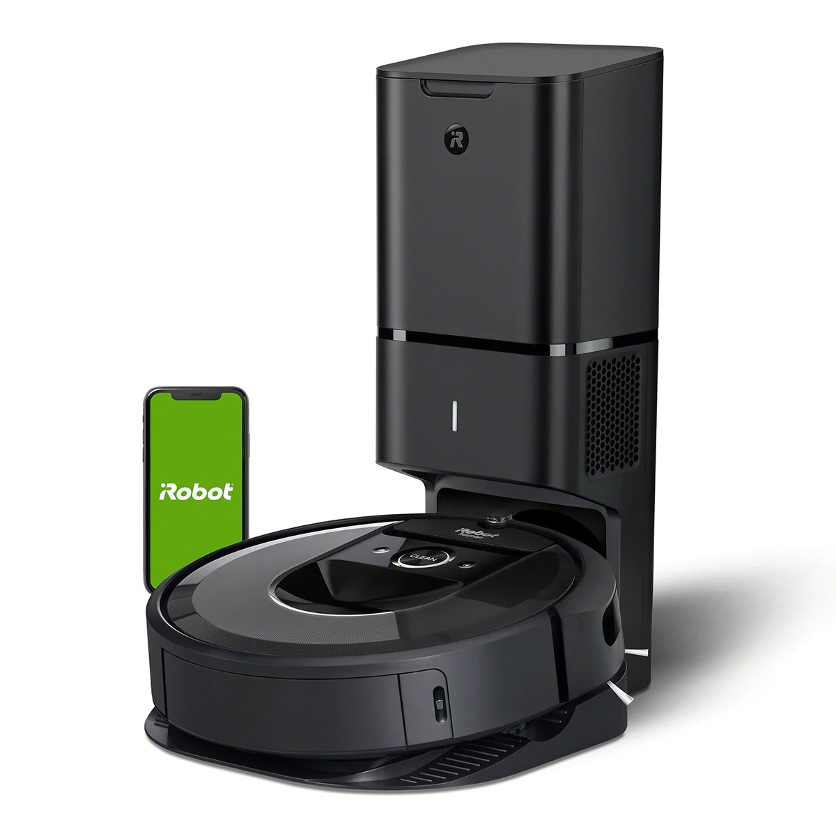 IROBOT Robot aspirador iRobot Roomba i7+ (i7558) MODELO: I755840
