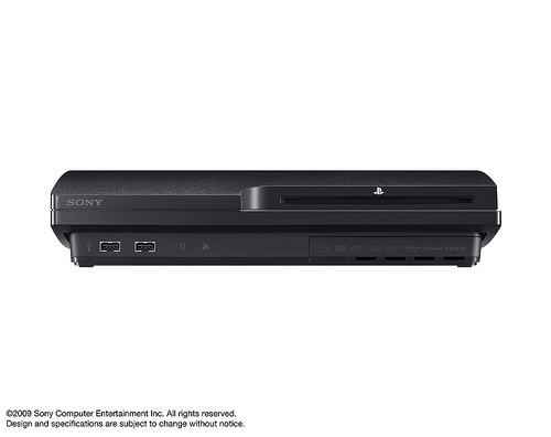 Foto de Sony PS3 Slim (1/9)