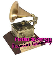 Especial Premios Grammy (I): Parejas de Poprosa