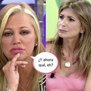 Gema López ya no es el ojito derecho de 'Sálvame': la somenten al test de inteligencia y obtiene el mismo resultado que la Esteban