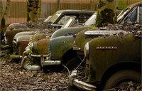 Otro cementerio de clásicos: cruel orgía de metal, óxido y hojarasca