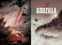 'Godzilla', tráiler y carteles del esperado remake