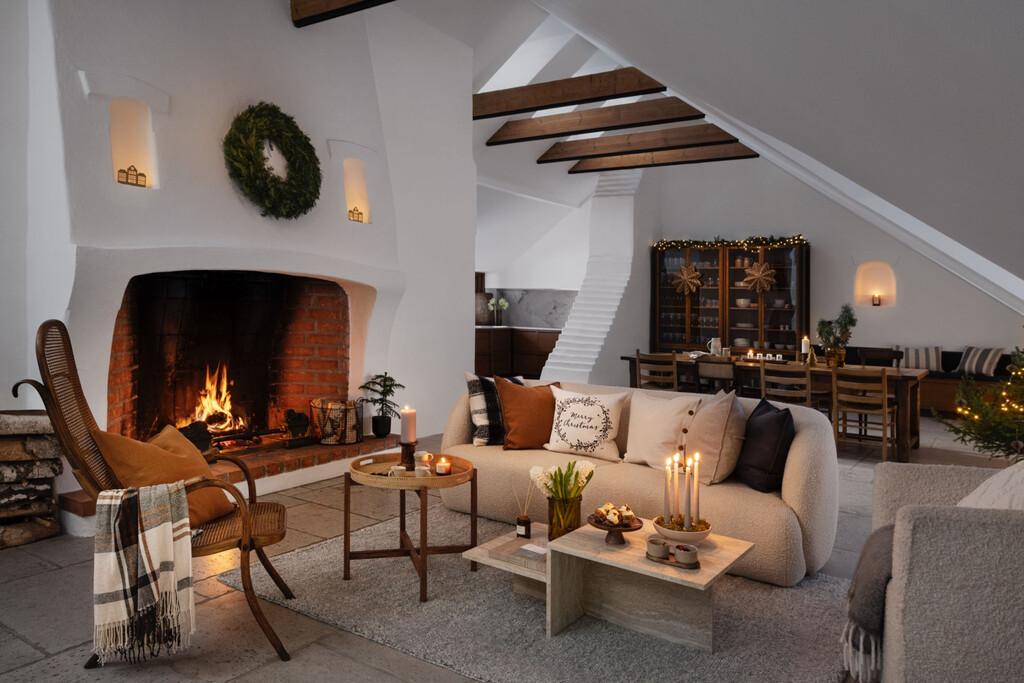 Una Navidad muy natural y sin estridencias; así es la propuesta de H&M Home para las próximas fiestas
