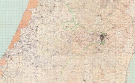 Palestina, 1947: los mapas que ilustran cómo era la región antes de la creación de Israel