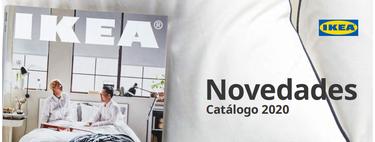 El dormitorio, protagonista de la portada del catálogo Ikea 2020