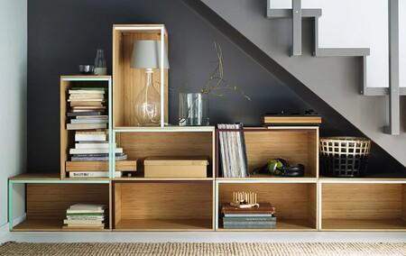 Siete ideas (en clave ahorradora) para convertir cualquier rincón en un espacio extra de almacenaje
